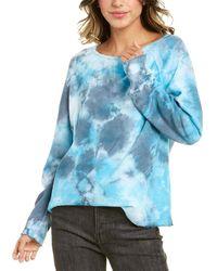 Michael Stars Sheena Pullover - Blue