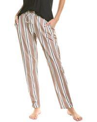 Hanro Sleep & Lounge Knit Long Pant - Multicolour