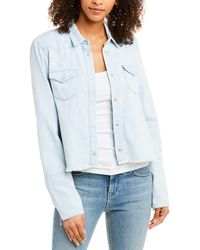 RTA Ashley Shirt - Blue
