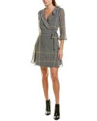 Marella Tiro Wrap Dress - Black