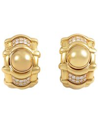 Piaget 18k 0.80 Ct. Tw. Diamond Earrings - Metallic