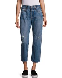 Vince - Heritage Union Slouch Jeans - Lyst