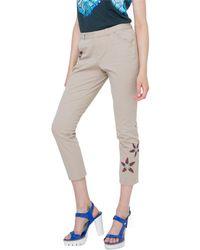Desigual Trouser - Multicolour