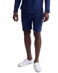 Goodlife Clothing Double Layer Short - Blue