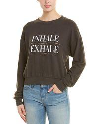 Spiritual Gangster Malibu Sweatshirt - Multicolour