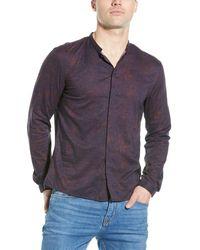 John Varvatos Classic Fit Shirt - Red