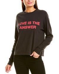 Spiritual Gangster Brooke Graphic T-shirt - Black