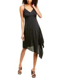 Bailey 44 Eleonora Midi Dress - Black
