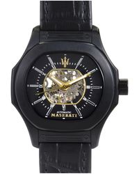 Maserati Fuoriclasse Men's Automatic Watch - Black