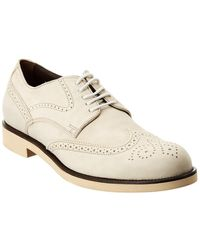 Tod's Leather Shoes - Natural