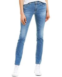 AG Jeans The Prima 14 Years Blue Nile Cigarette Leg