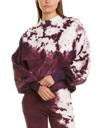 Electric and Rose Dakota Pullover - Purple
