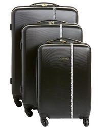 Nine West Noelle 3pc Hardside Luggage Set - Multicolour
