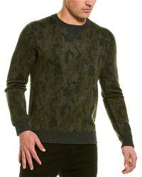 NAADAM Wool Pullover - Green