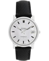 Omega Omega 1960s Men's Constellation Watch - Metallic