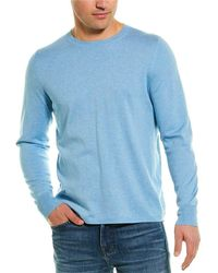 NAADAM Cashmere Pullover - Blue