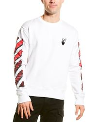 Off-White c/o Virgil Abloh Off-white? Graphic Sweatshirt