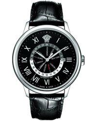 Versace Business Watch - Metallic