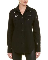 Rag & Bone Jasper Shirt - Black
