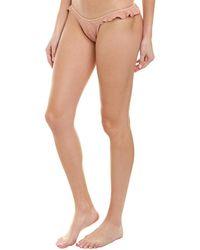 Suboo Pink Sands High Cut Bikini Bottom