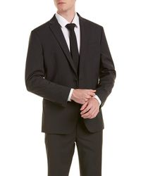 Kenneth Cole Reaction - Suit With Flat Front Pant - Lyst