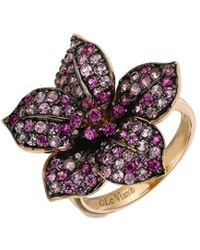 Le Vian ? Strawberry Gold? 1.94 Ct. Tw. Pink Sapphire Ring - Multicolour