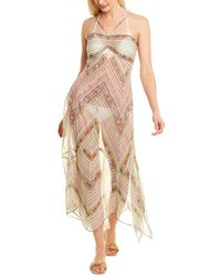 Ramy Brook Luella Midi Dress - Pink