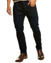 G-Star RAW Raw D-staq Dark Aged Slim Leg Jean - Black