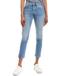 Levi's Made & Crafted 501 Light Blue Skinny Leg