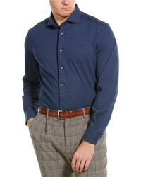 Corneliani Sport Shirt - Blue