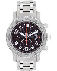 Hermès Hermes Men's Clipper Watch, Circa 2000s - Metallic