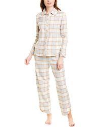 Cosabella 2pc Bella Pyjama Set - Multicolour