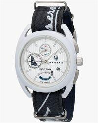 Maserati Unisex Trimarano Watch - Multicolour