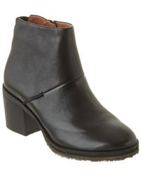 Gentle Souls - Blakely Leather Ankle Boot - Lyst