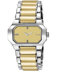 Tous Unisex Bel-air Watch - Metallic