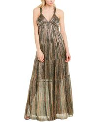 Ba&sh Salsa Maxi Dress - Green