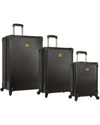 Vince Camuto Jania 3pc Luggage Set - Black