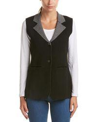 RAFFI - Wool & Cashmere-blend Vest - Lyst