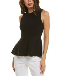 Theory Luster Top - Black
