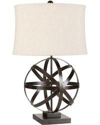 Surya 28.5in Lamp Table Lamp - Multicolor