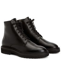 Aquatalia - Patrizio Weatherproof Leather Boot - Lyst