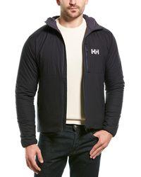 Helly Hansen Odin Stretch Hooded Light Insulator Jacket - Black