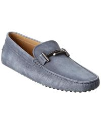 Tod's Tods Gommino Driver - Blue