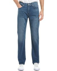7 For All Mankind 7 For All Mankind Slimmy Skagen Slim Fit - Blue