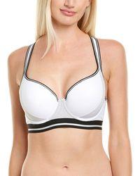 On Gossamer Active Uplift Sports Bra - White