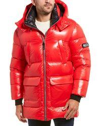 Mackage Kendrick Coat - Red