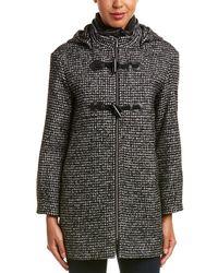 Cinzia Rocca - Icons Wool-blend Coat - Lyst