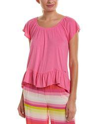 Kensie - Carousel T-shirt - Lyst
