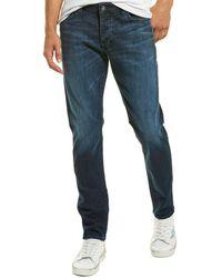 Neuw Neuw Lou Koenji Airwash Slim Leg - Blue