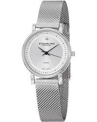 Stuhrling Original - Stuhrling Women's Vogue Diamond Watch - Lyst